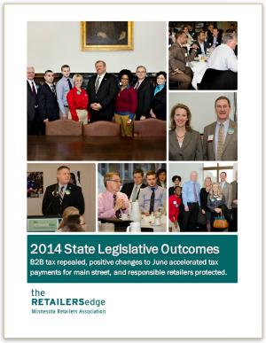 Retail Legislative Outcomes Report Released