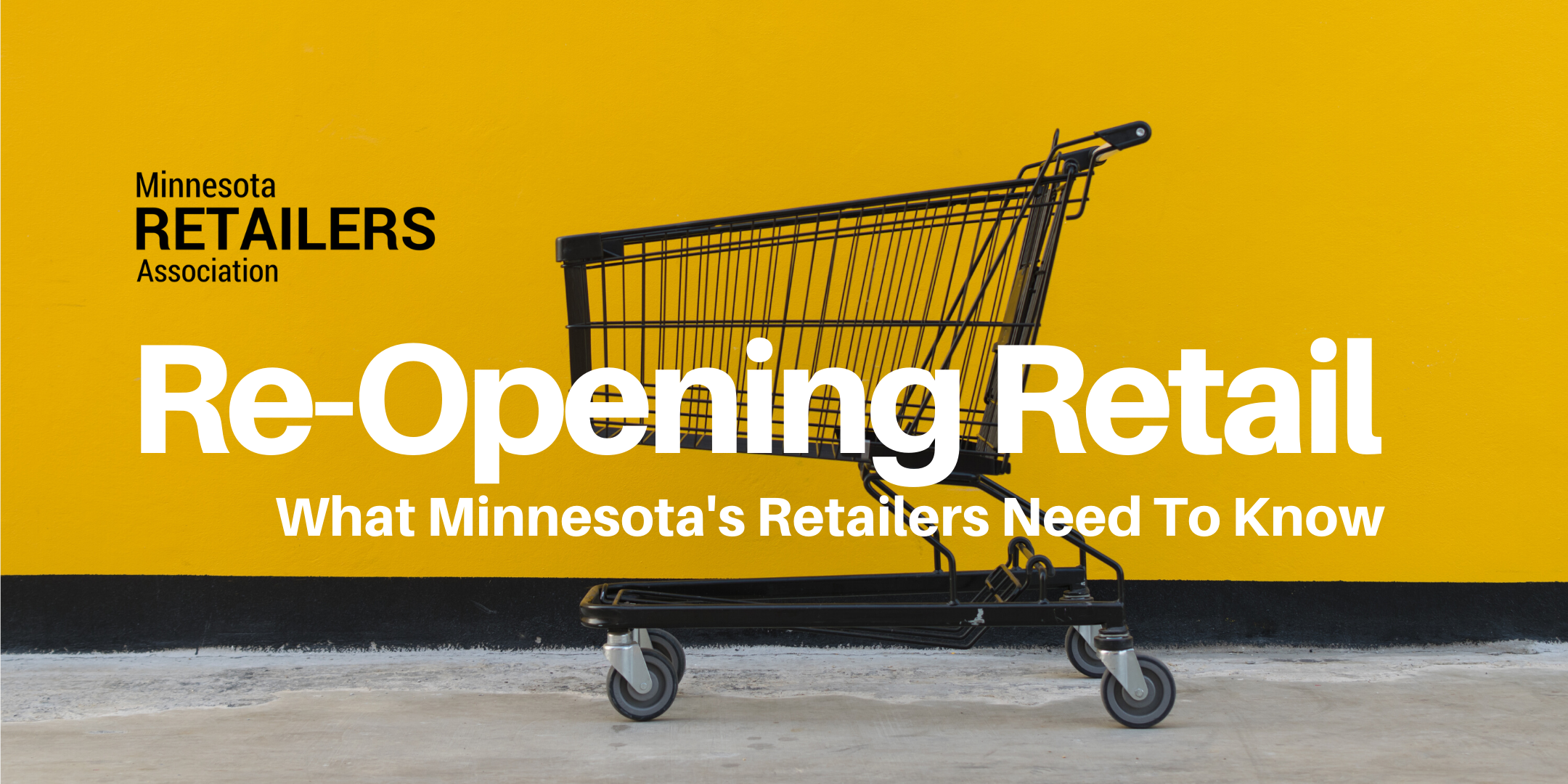 Guidelines For Retailers Re-Opening